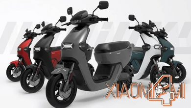 Photo of Xiaomi pone en crowdfunding una motocicleta eléctrica de Molinks