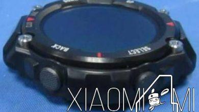 Photo of Este sería el nuevo smartwatch de Amazfit llamado T-Rex