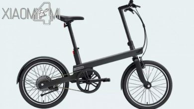 Photo of Xiaomi renueva su bicicleta Qicycle con 40km de autonomía