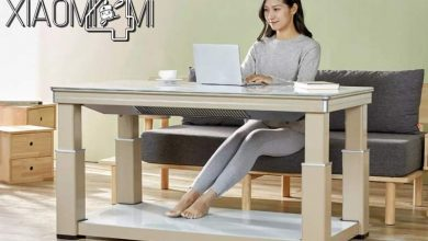 Photo of Esta mesa que Xiaomi vende es táctil, incorpora calefacción, enchufes y se eleva con pulsar un botón