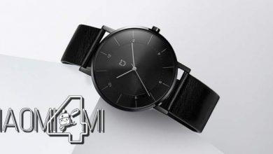 Photo of Xiaomi Mijia Quartz Classic Edition un nuevo reloj clásico