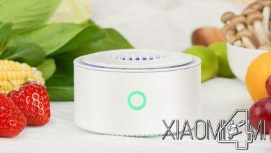 Photo of Este aparato que Xiaomi vende desinfecta frutas y verduras y a su vez carga nuestro smartphone