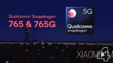 Photo of Xiaomi colaboró en el desarrollo del motor de AIE del Snapdragon 765G