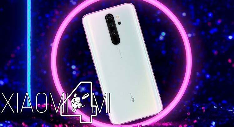 Xiaomi Redmi Note 8 Pro Xiaomi EU
