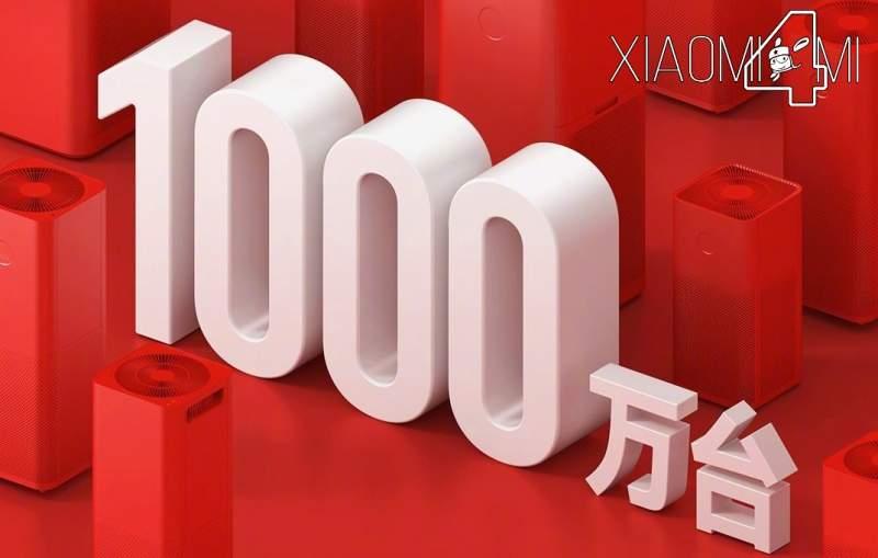 Xiaomi purificadores aire