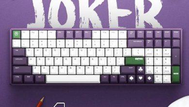 Photo of Xiaomi pone a la venta un teclado mecánico inspirado en el Joker