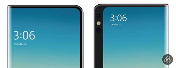 Xiaomi pantalla envolvente