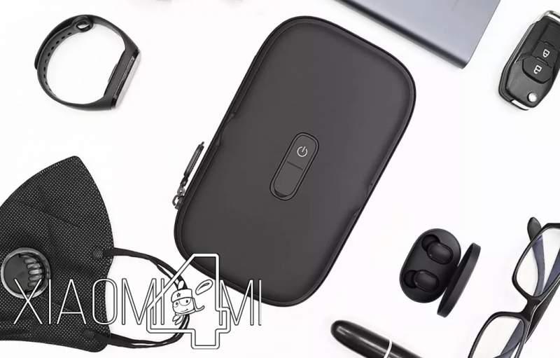 Desinfectador smartphones Xiaomi