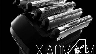 Photo of Así es la nueva máquina de afeitar de Xiaomi que agrega 5 cabezales de corte
