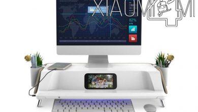 Photo of Lo último de Xiaomi para desinfectar de virus y bacterias nuestros gadgets es este soporte de monitor