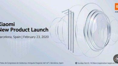 Photo of El Xiaomi Mi 10 ya tiene todos listo para ser presentado el próximo día 23