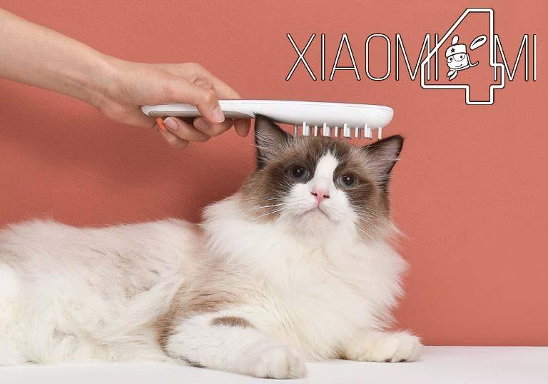 Cepillo gatos Xiaomi