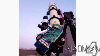 Photo of Xiaomi se flipa y engancha el Xiaomi Mi 10 Pro a un telescopio
