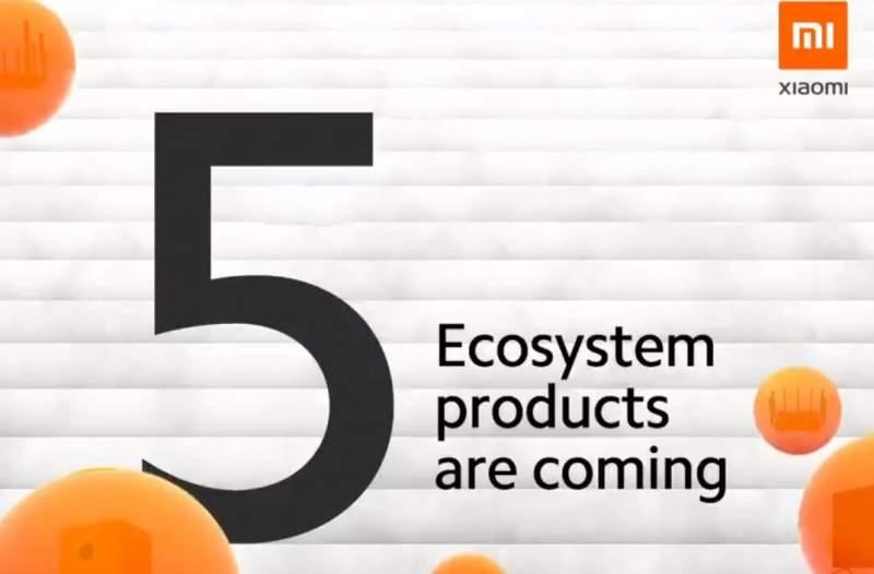 Los Xiaomi Mi 10 llegan a Europa con 5 productos Mi
