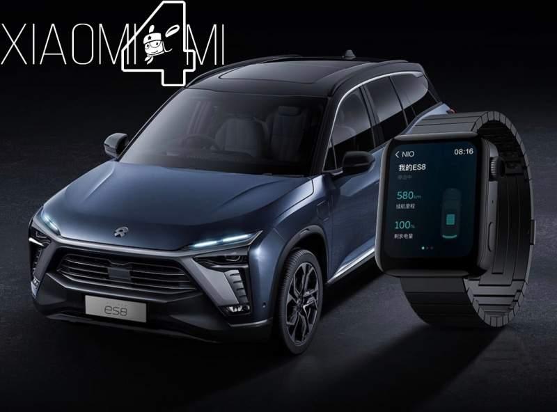 Xiaomi Mi Watch NIO