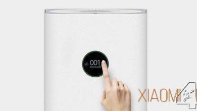 Photo of Xiaomi Mijia F1 con 400m³ de limpieza del aire que agrega un nuevo filtro