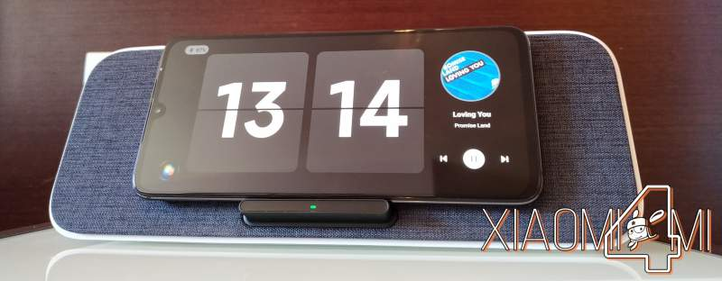 Xiaomi altavoz Qi 30W