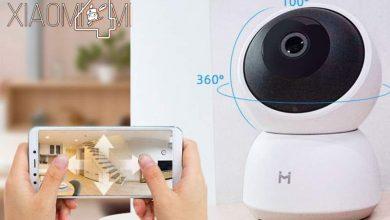 Photo of Nueva cámara de vigilancia 2K compatible con Xiaomi Mi Home