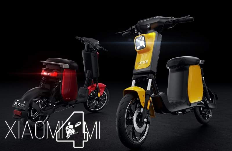 Xiaomi moto 70Mai
