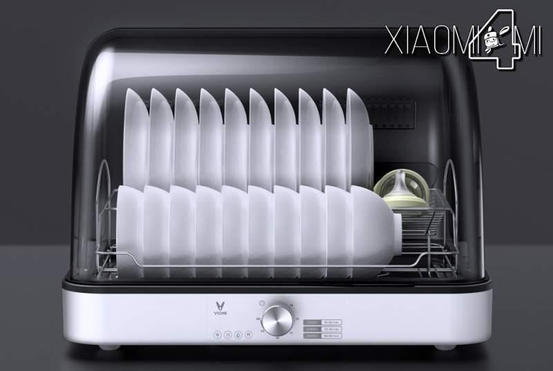 Xiaomi secaplatos Viomi