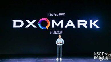 Photo of El Covid-19 impide que el Redmi K30 Pro sea evaluado por DxOMark