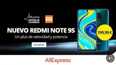 Photo of Xiaomi Redmi Note 9S oficialmente a la venta desde 180€ y 210€