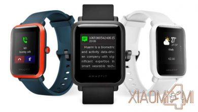 Photo of Xiaomi Mi Watch Lite se muestra y es un Amazfit Bip mejorado
