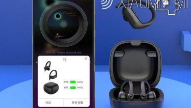 Photo of QCY T6, los nuevos auriculares deportivos que Xiaomi pone a la venta en Youpin y que pueden ya ser tuyos