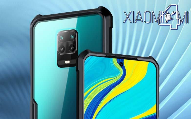 Funda Xiaomi Redmi Note 9 y Mi 10 Lite, las mejores fundas para Xiaomi