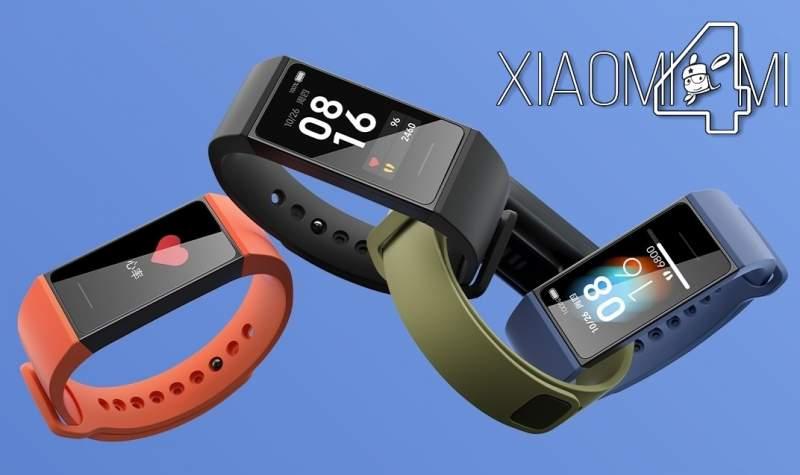 Xiaomi Band 4C