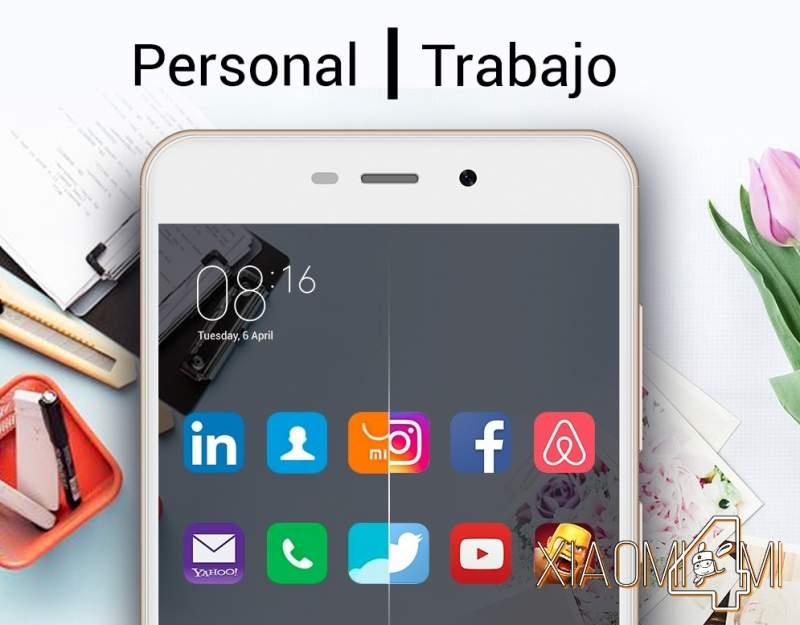 Segundo espacio Xiaomi