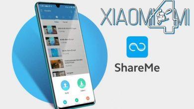 Photo of ShareMe, la aplicación que se encuentra en tu smartphone Xiaomi y permite el envío de archivos de gran tamaño