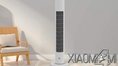 Photo of Xiaomi tiene un nuevo ventilador y esta vez su forma es cilindrica