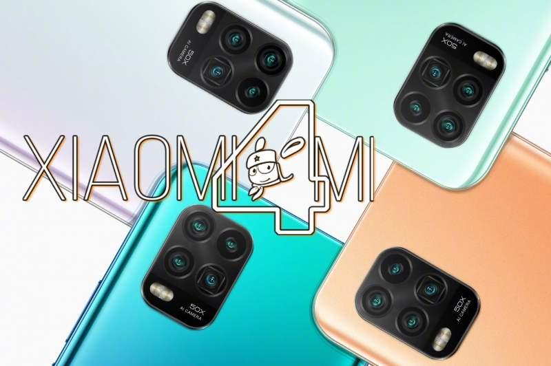 Xiaomi lente CAS