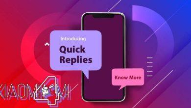 Photo of Funciones que están en tu Xiaomi: Respuestas rápidas ¿Para qué sirven y cómo se activan?