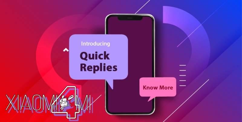 Xiaomi respuestas rápidas