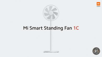 Photo of Xiaomi Mi Smart Standing Fan 1C, el ventilador con asistente inteligente aterriza en Europa