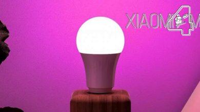 Photo of Xiaomi tiene una nueva bombilla RGB compatible con su sistema domótico Mi Home