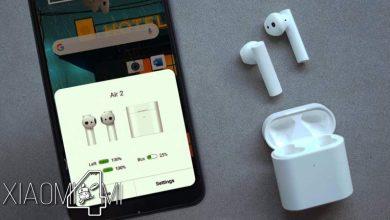 Photo of MIUI 12 añade al Xiaomi Mi 9 el códec LHDC para sacar todo el partido a los auriculares Xiaomi Mi True Wireless Earphones 2