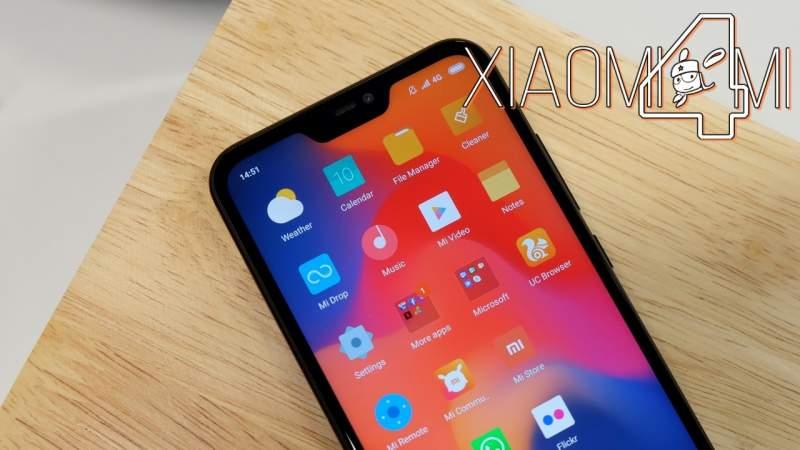 Xiaomi publicidad MIUI