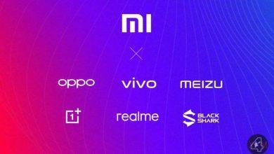 Photo of OnePlus, Realme, Meizu y BlackShark se unen a la alianza integrada por Xiaomi, Oppo y Vivo