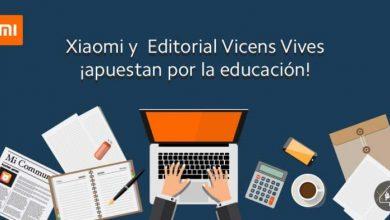 Photo of Xiaomi se une a la editorial Vicens Vives para reforzar la formación de los niños desde sus hogares