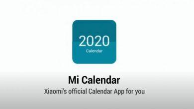 Photo of Mi Calendar de Xiaomi se une a las existentes apps que se encuentran en Google Play de Xiaomi