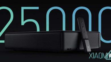 Photo of Xiaomi Mijia Laser 1S 4K, el nuevo proyector de Xiaomi con ultradefinición sale a la venta