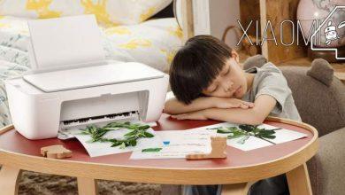 Photo of Así es la nueva impresora de Xiaomi Mijia con inyección de tinta y escáner