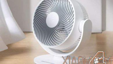 Photo of Ya puedes hacerte con el último ventilador de MiJia presentado por Xiaomi