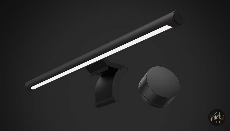 Xiaomi presenta su nueva lámpara para monitores bajo su marca MiJia