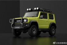 Photo of Ya te puedes hacer con el Suzuki Jimny que Xiaomi vende en Youpin