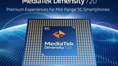 Photo of MediaTek Dimensity 720, una versión mejorada del Helio G90T que monta el Redmi Note 8 Pro
