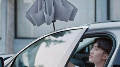 Photo of Xiaomi pone a la venta en Youpin un paraguas con apertura inversa y linterna